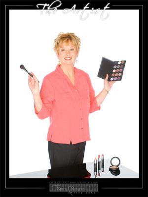 Image of Julia Richardson, Makeup Artist