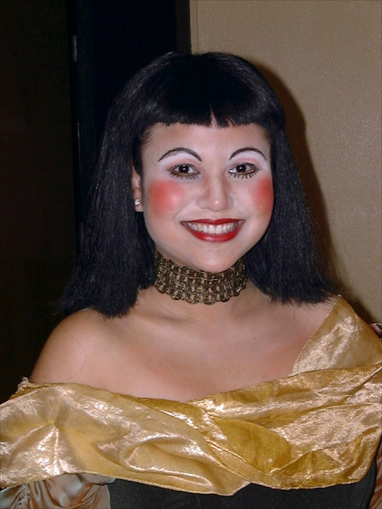 theatre makeup artist